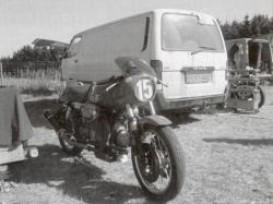 "Tag den! Dansk Moto Guzzi Road Racing Team ""Søren Holm"""