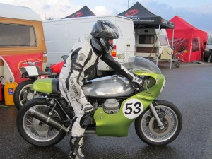Int Classic TT 2015 klar til race